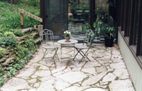 Earthscapes patio photo